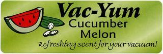 Cucumber Melon, Vac-Yum